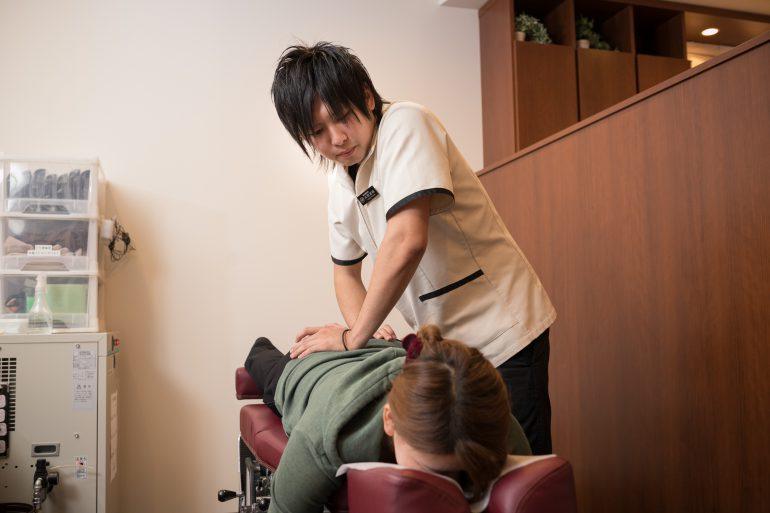 腰痛の再発防止