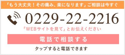 0229222216 電話で相談する
